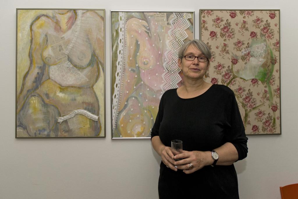 Die neue Kux-Künstlerin Dorothee Kühl