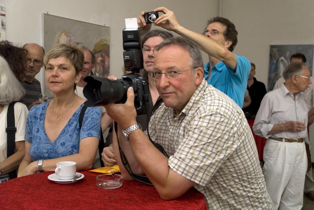 Pressefotograf Armin Thiemer