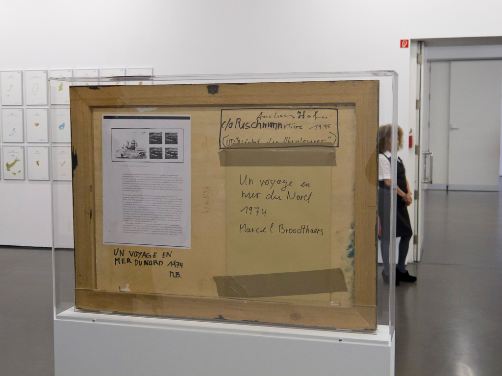 Andy Hope 1930 (Andreas Hofer) Abfahrt der Abenteurer, 1995 (Rückseite)