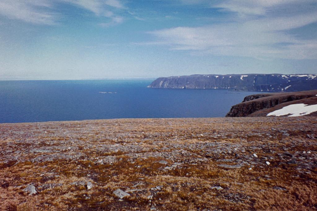 fast am Nordkap