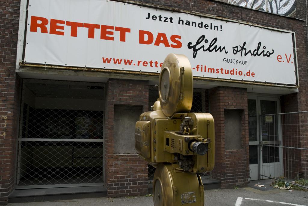 Filmstudio im Juni 2007