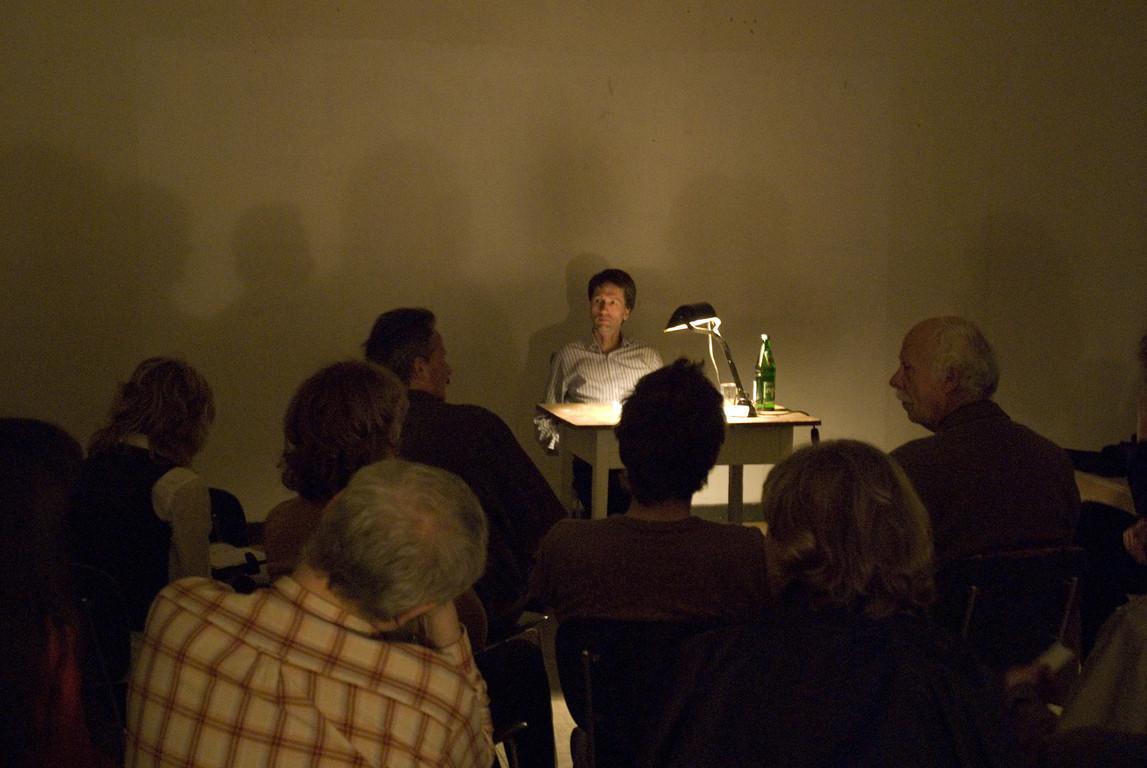 """Thomas Hecken, Vortrag """"Intensive Existenz, Radikalität, Gewalt. Avantgardistische Aktionen um 1968"""", 2007"""