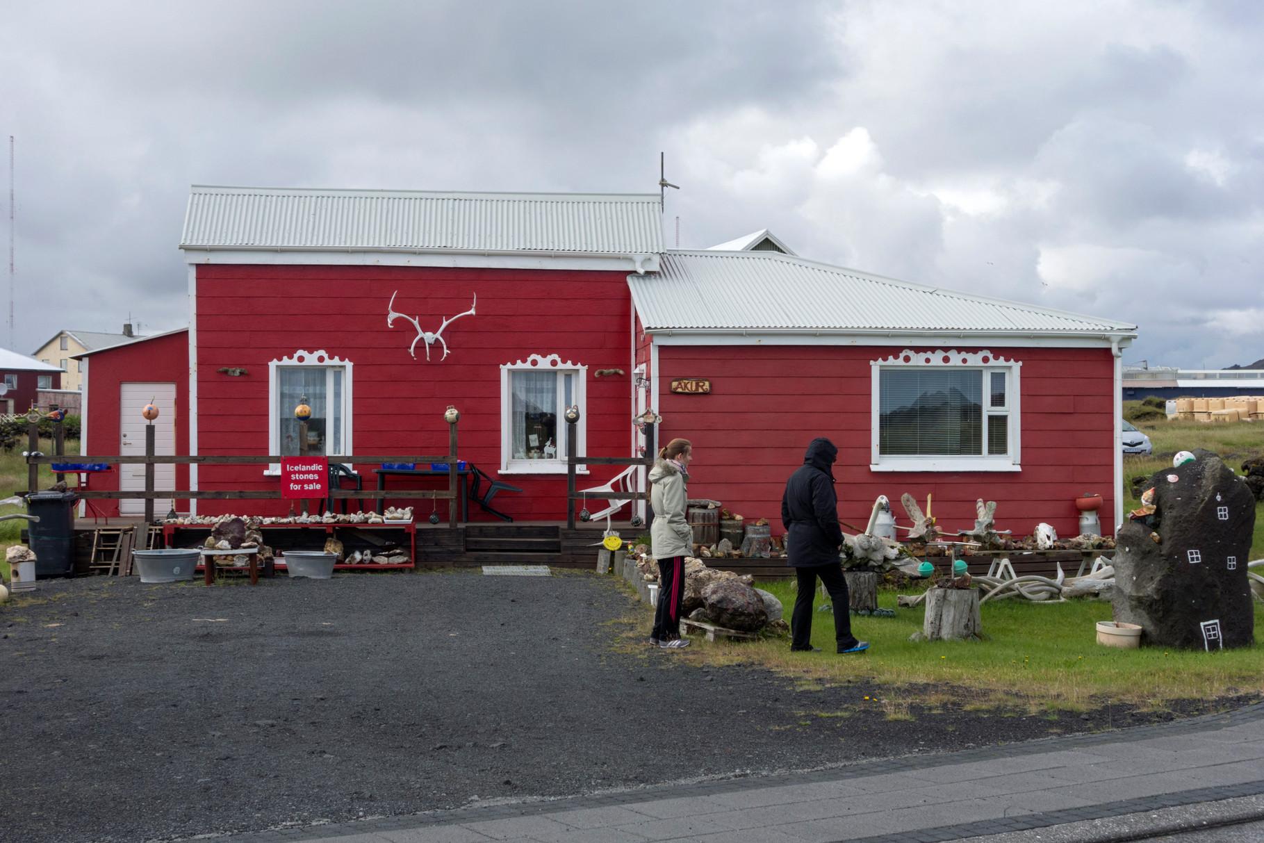 Kuriositäten in Grindavik