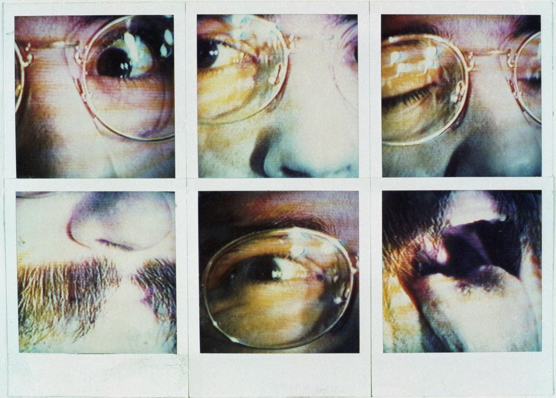 Polaroidtableau Hans, 1987