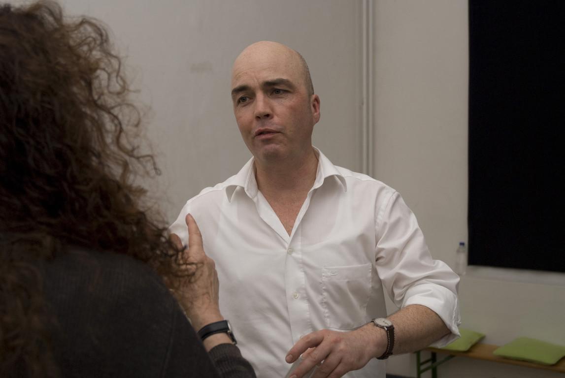 Matthias Müller im Gespräch mit Doris Schöttler-Boll, 2008