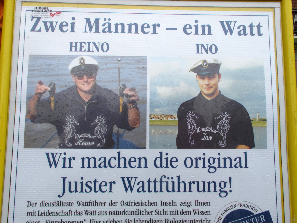 Wattführer Heino setzt sich für den Naturschutz ein