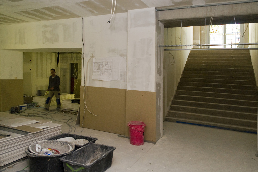 Foyer, Oktober 2009