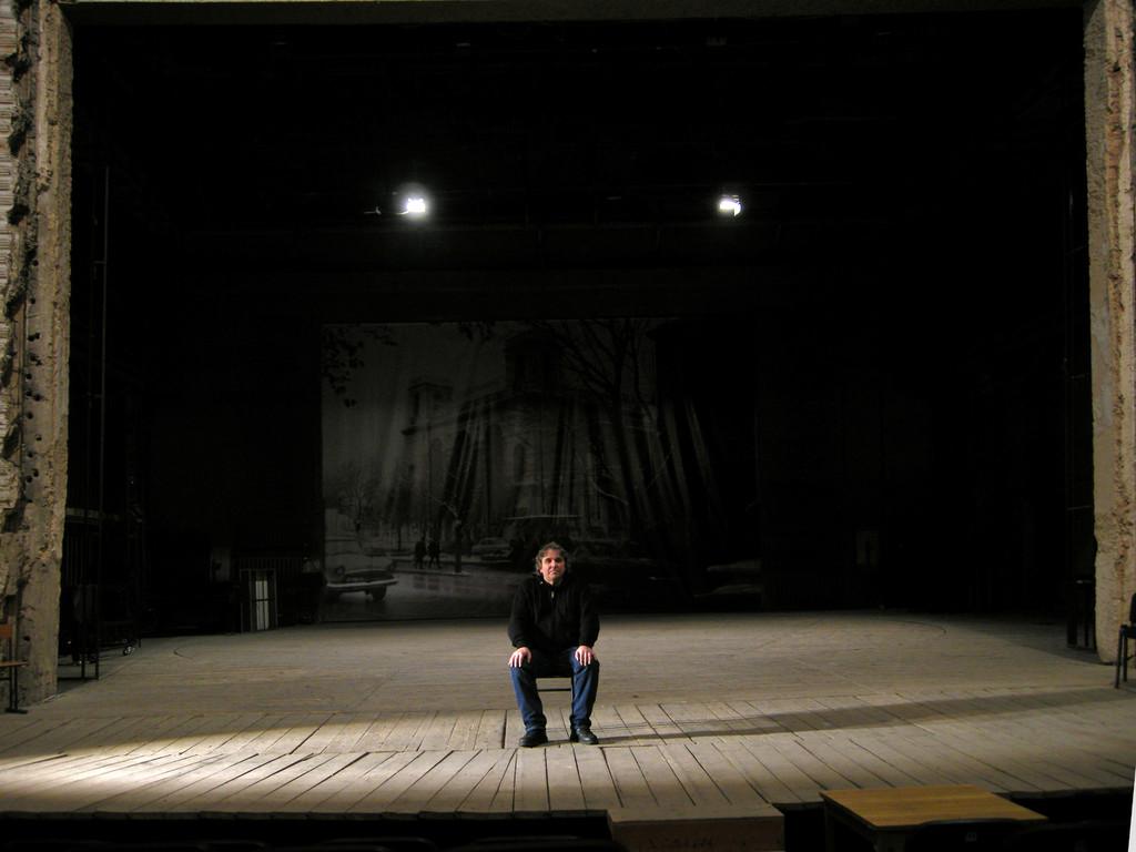 Ichselbst im National Music Theatre