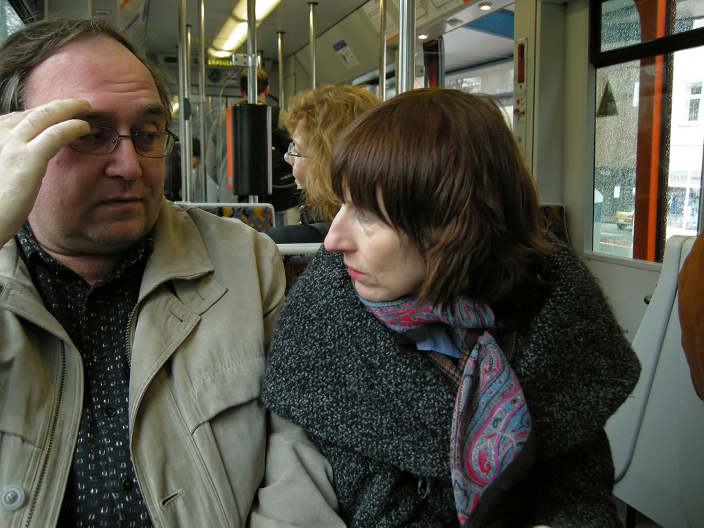 Martina und Roger