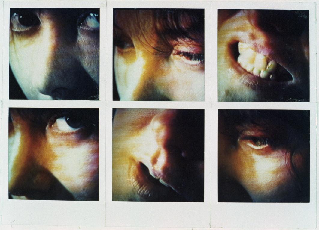 Polaroidtableau Barbara, 1987