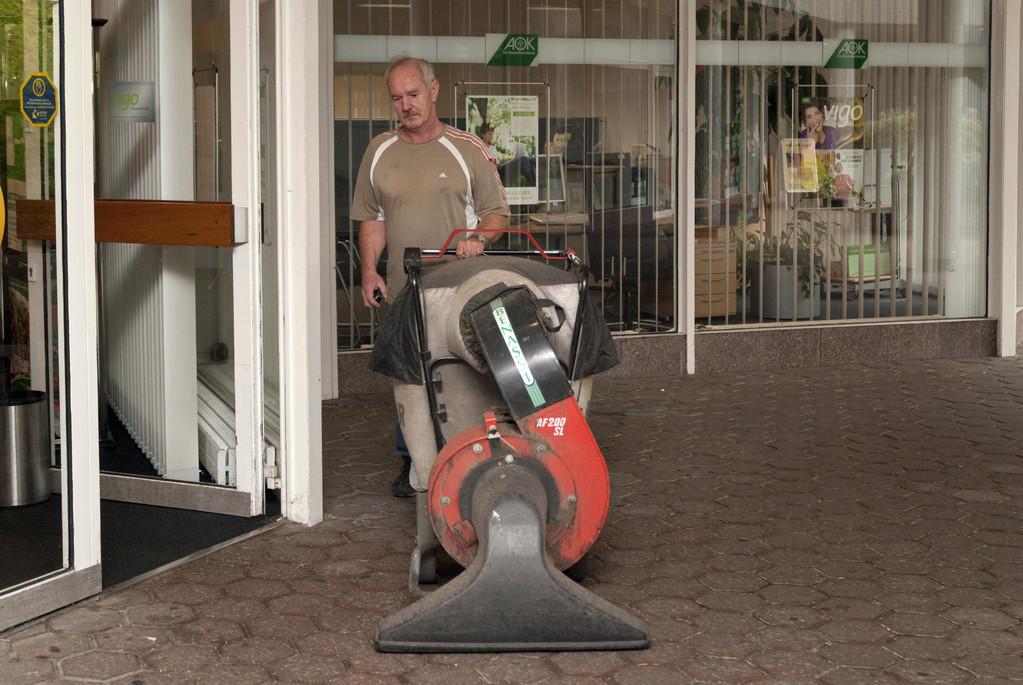 Hausmeister im Carrée  (Vertretung)