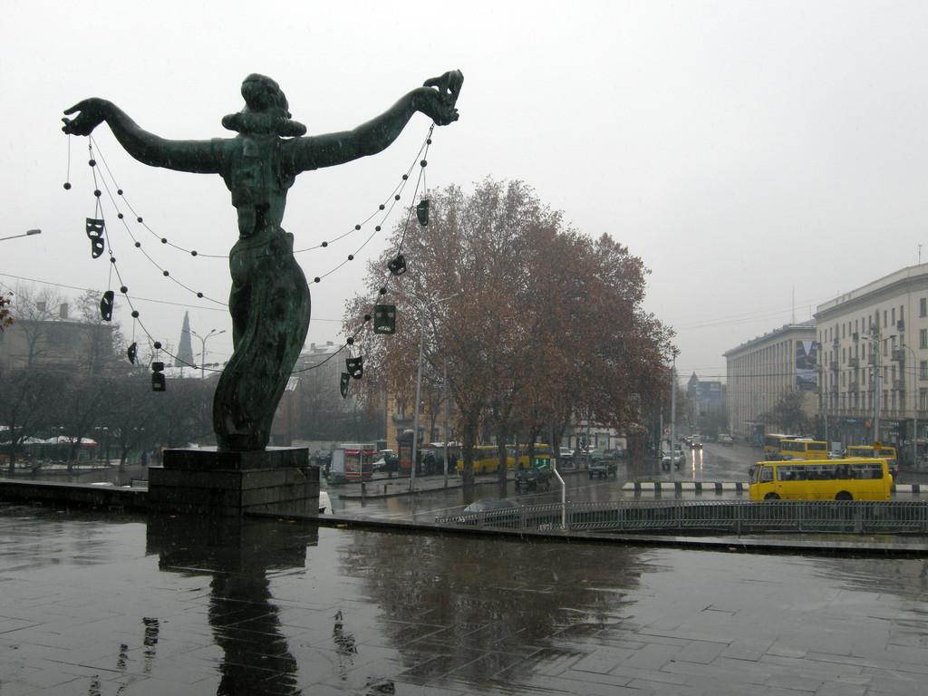 Vorplatz der Philharmonie