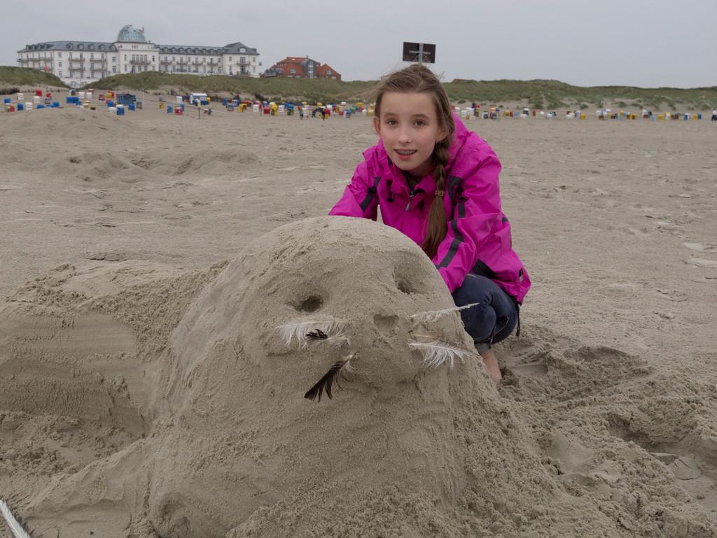Julias Sandbaukünste