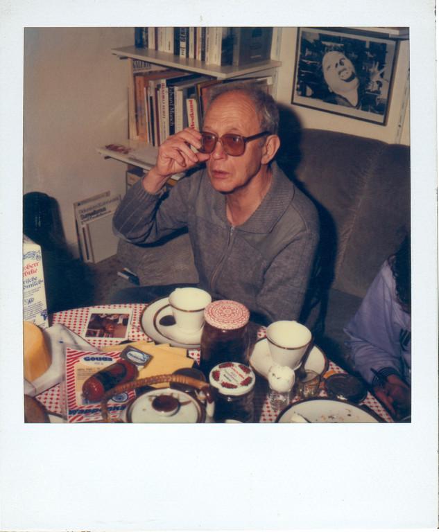 Hans B., NS-Gegner, 1989