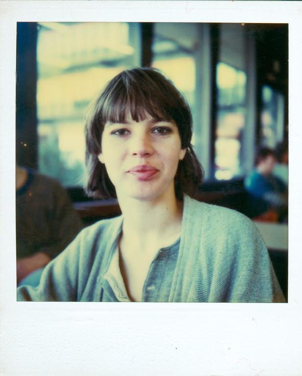 Susanne, Kunststudentin, 1988
