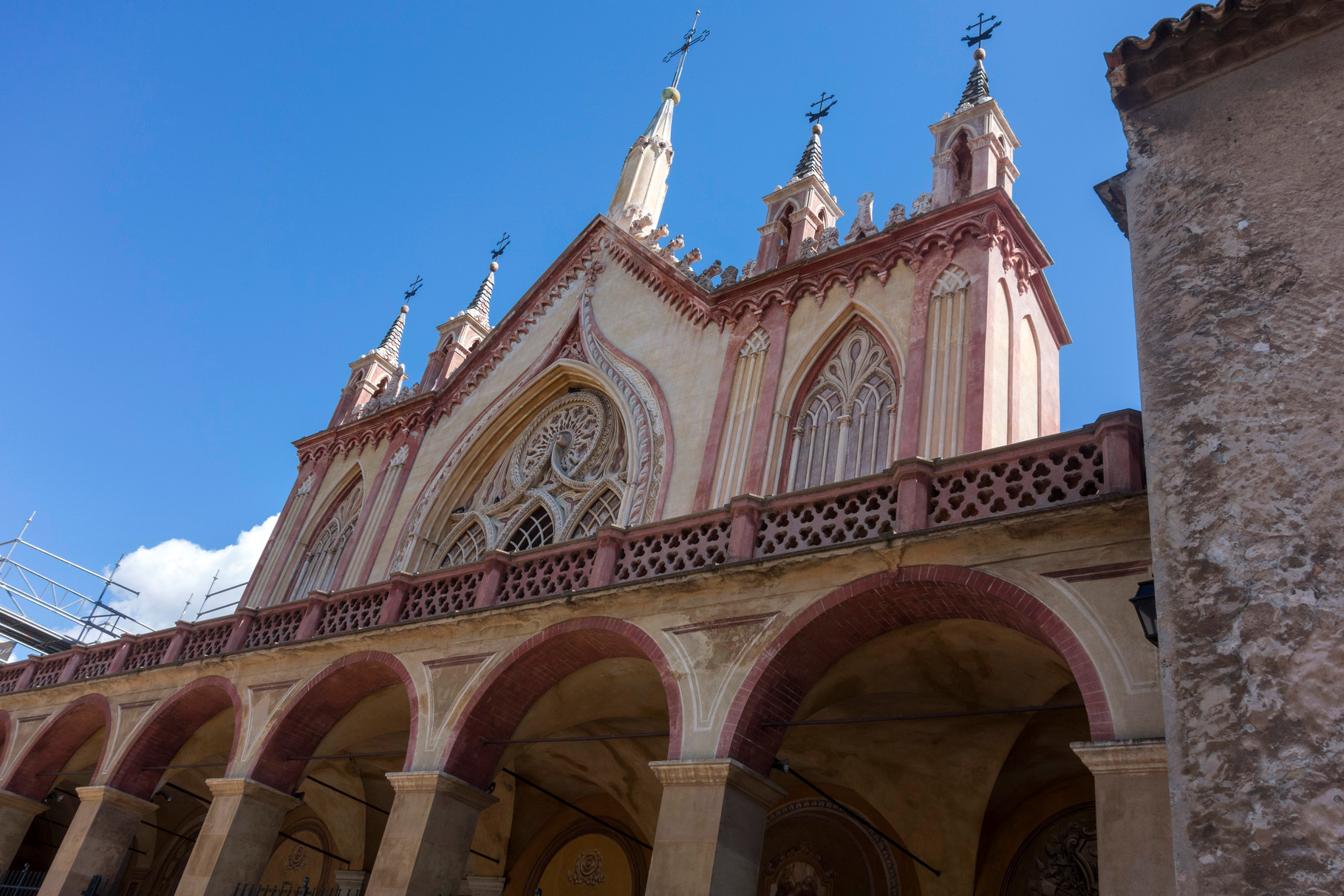 Klosterkirche Cimiez (15./16. Jh.)