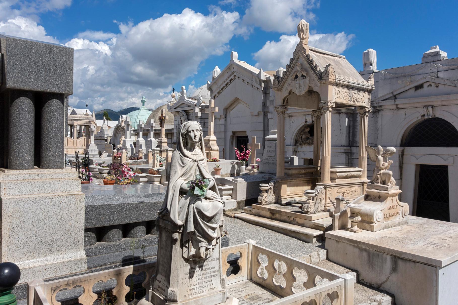 Friedhof von Cimiez