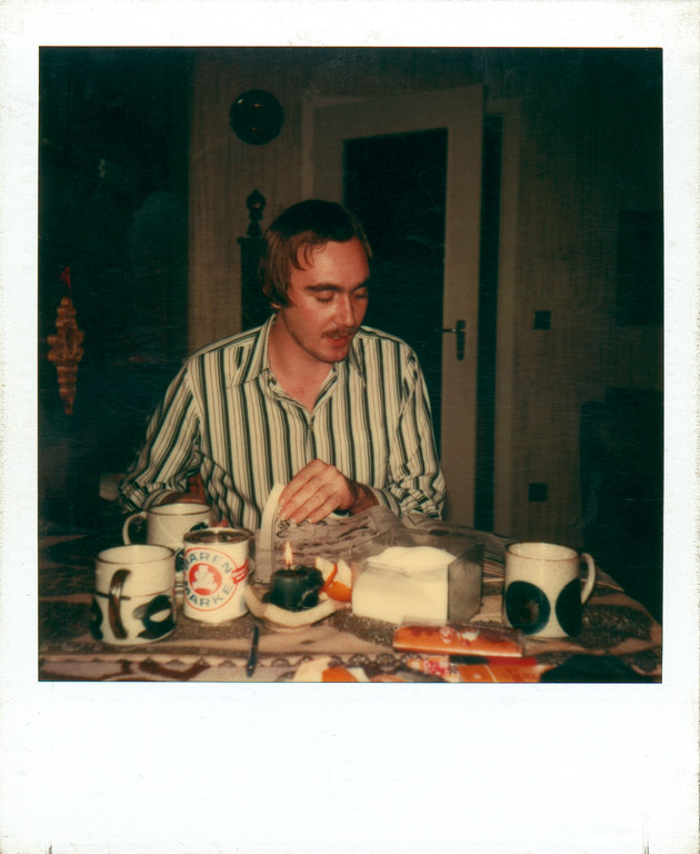 Roger Helmig, 12. Dezember 1980