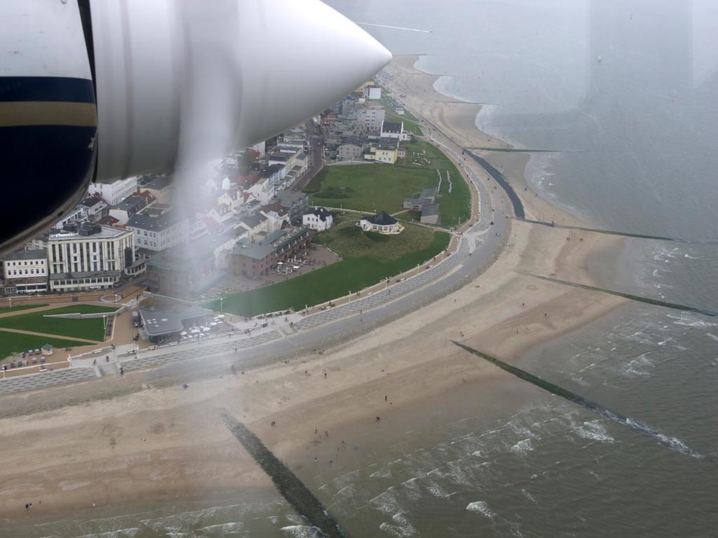 Über Norderney
