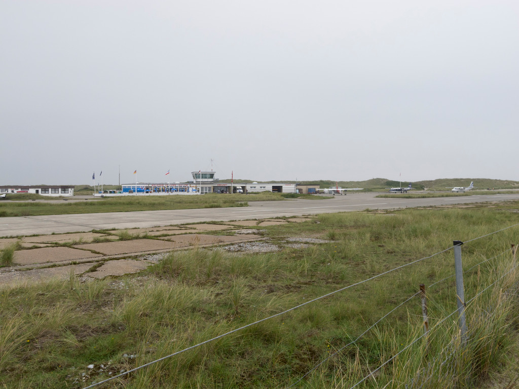 Flugplatz Helgoland