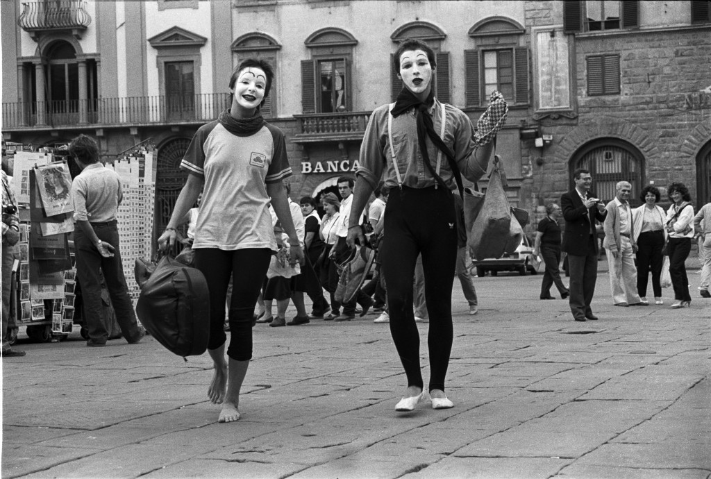 Florenz, Clowns