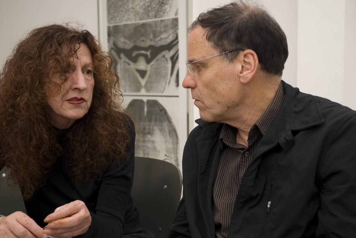 Doris Schöttler-Boll im Gespräch mit Rainer Komers 2007