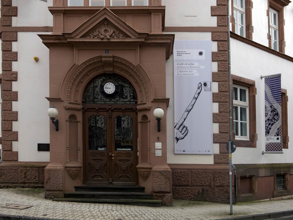Museum für Gegenwartskunst in Siegen