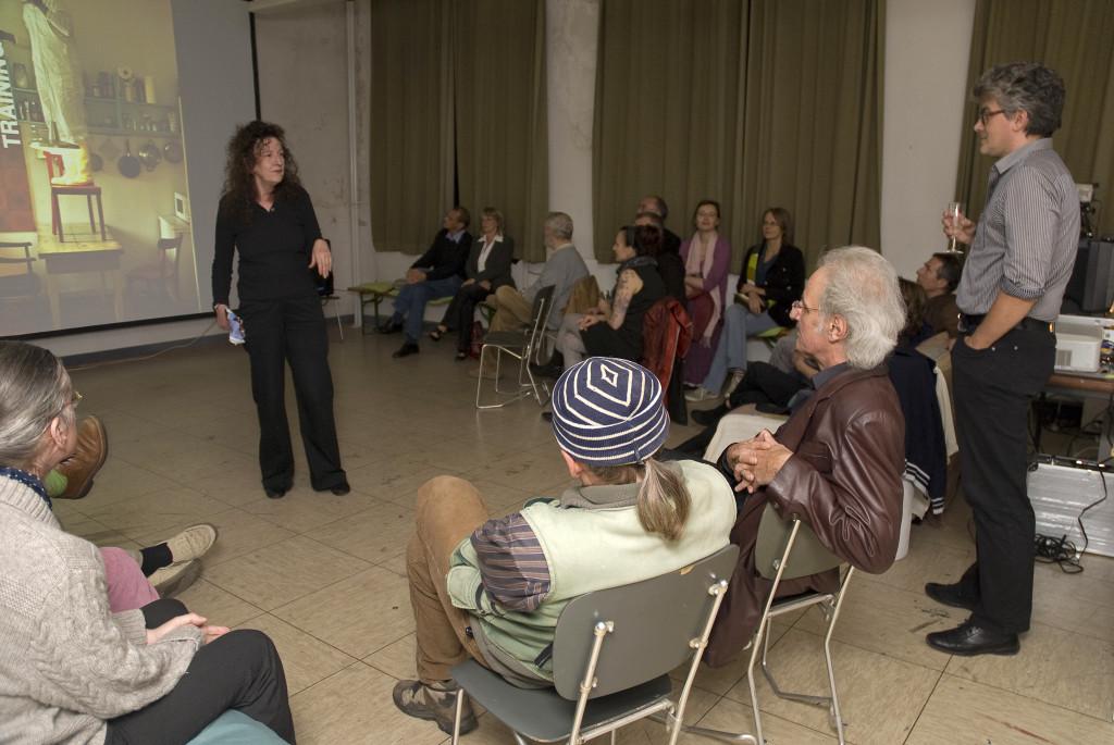 Einführung durch Doris Schöttler-Boll, 2009