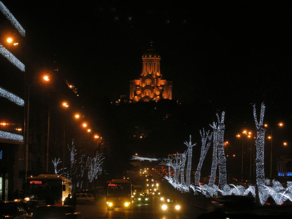 Baratschwili-Boulevard