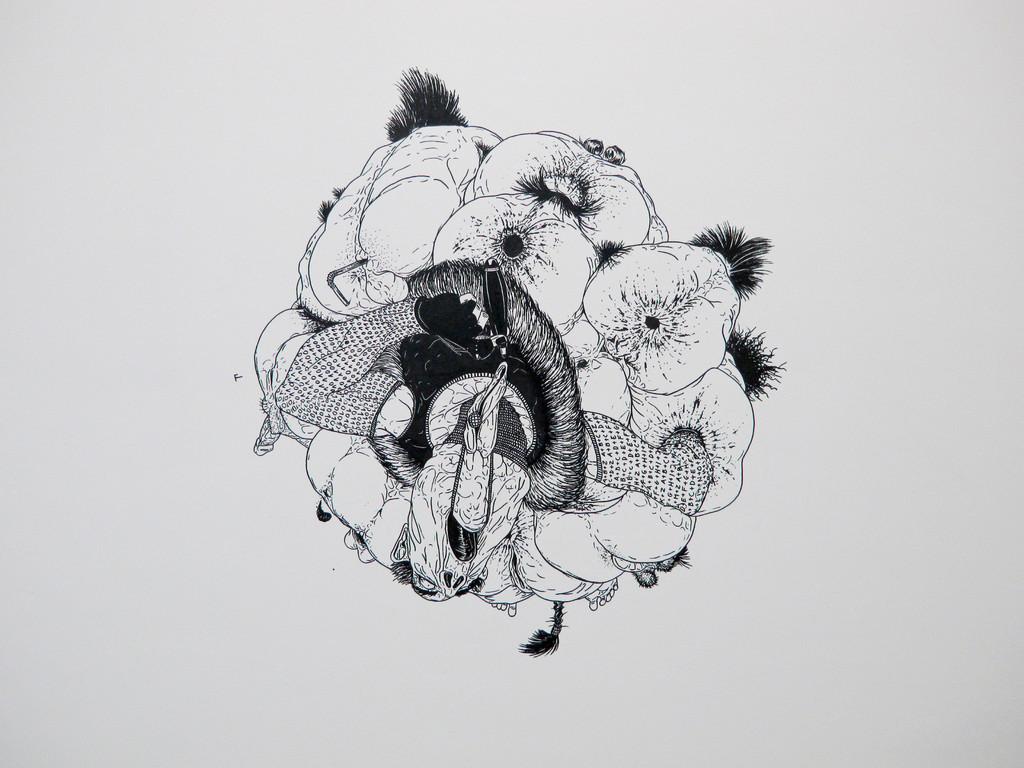 Scheme (Ausschnitt), Ralf Ziervogel (2010)