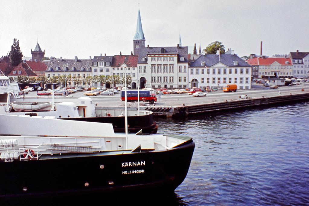 Helsingör Fähre nach Helsingborg (Schweden)