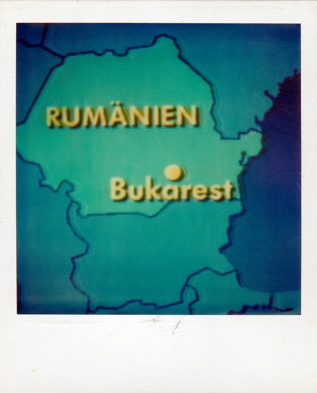 Bukarest, 1986