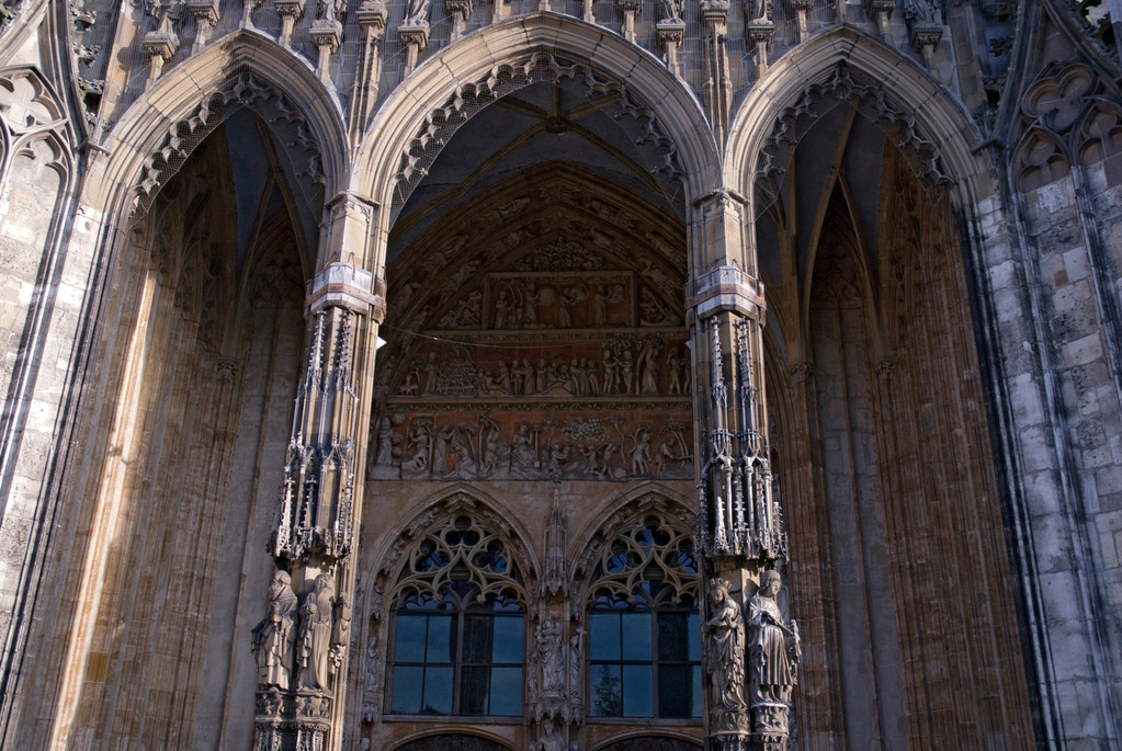 Eingangsportal Ulmer Münster