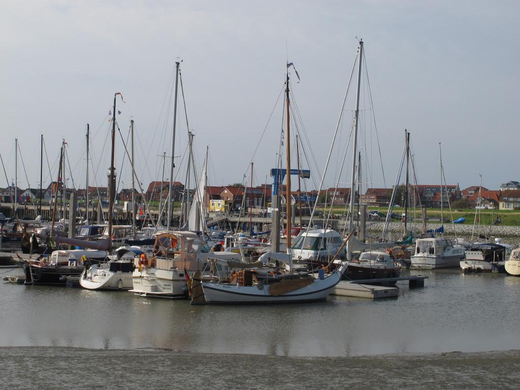 Hafen Juist