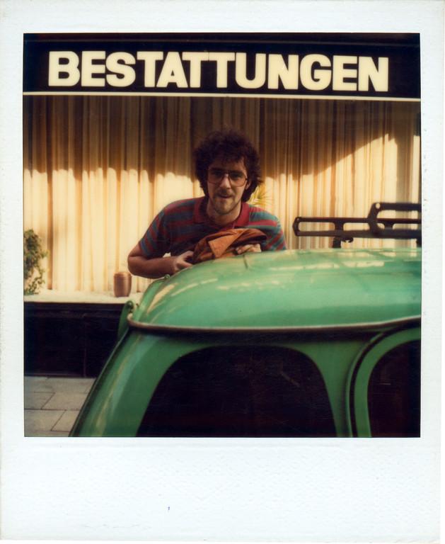 Hans, Freiberufler, 1982
