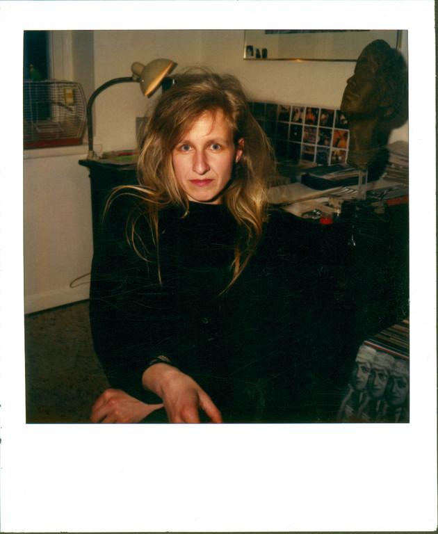 Sonja, Künstlerin, 1989