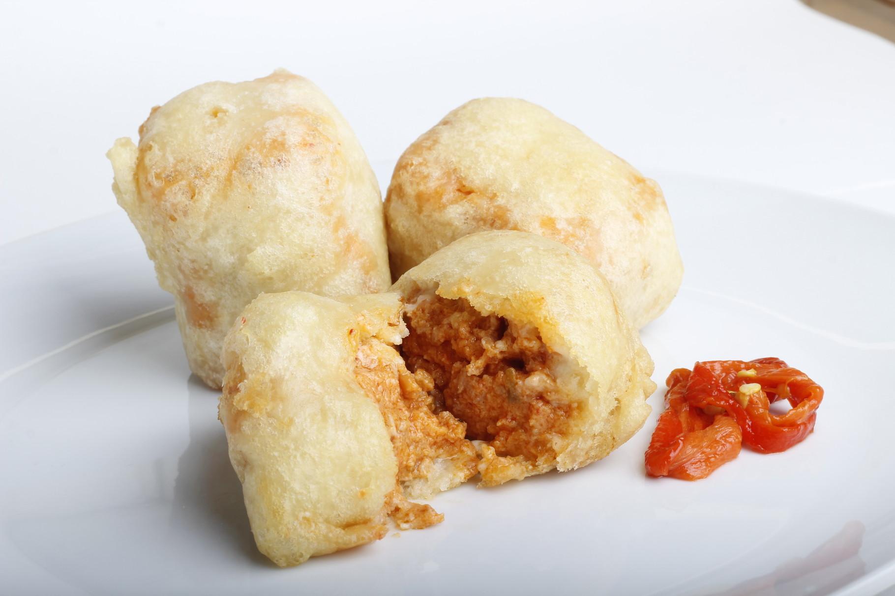 Fritos caseros de Pimiento