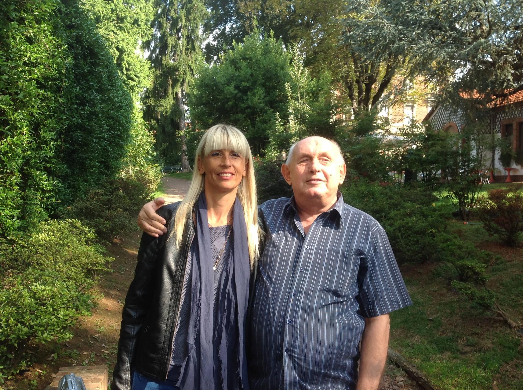 Io&Pier Carlo Leone, Giardini Edo Tempia Biella, la mia prima intervista!