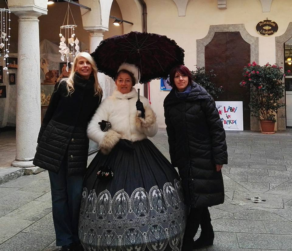Treno Storico, Varallo, Natale 2016