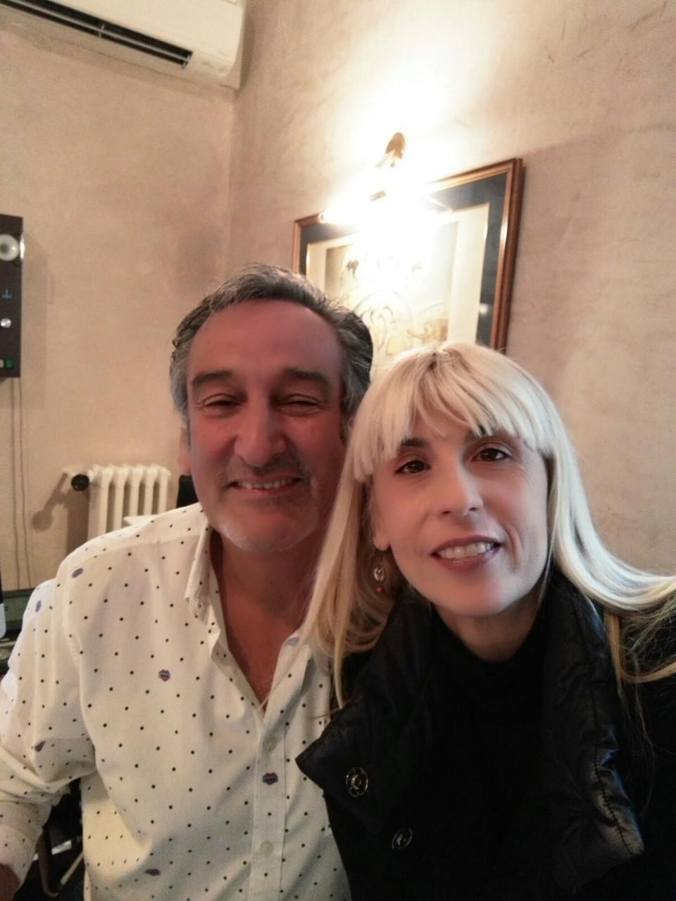 Nizza, io ed il famoso dottor Sa'Id nella realtà, febbraio 2016