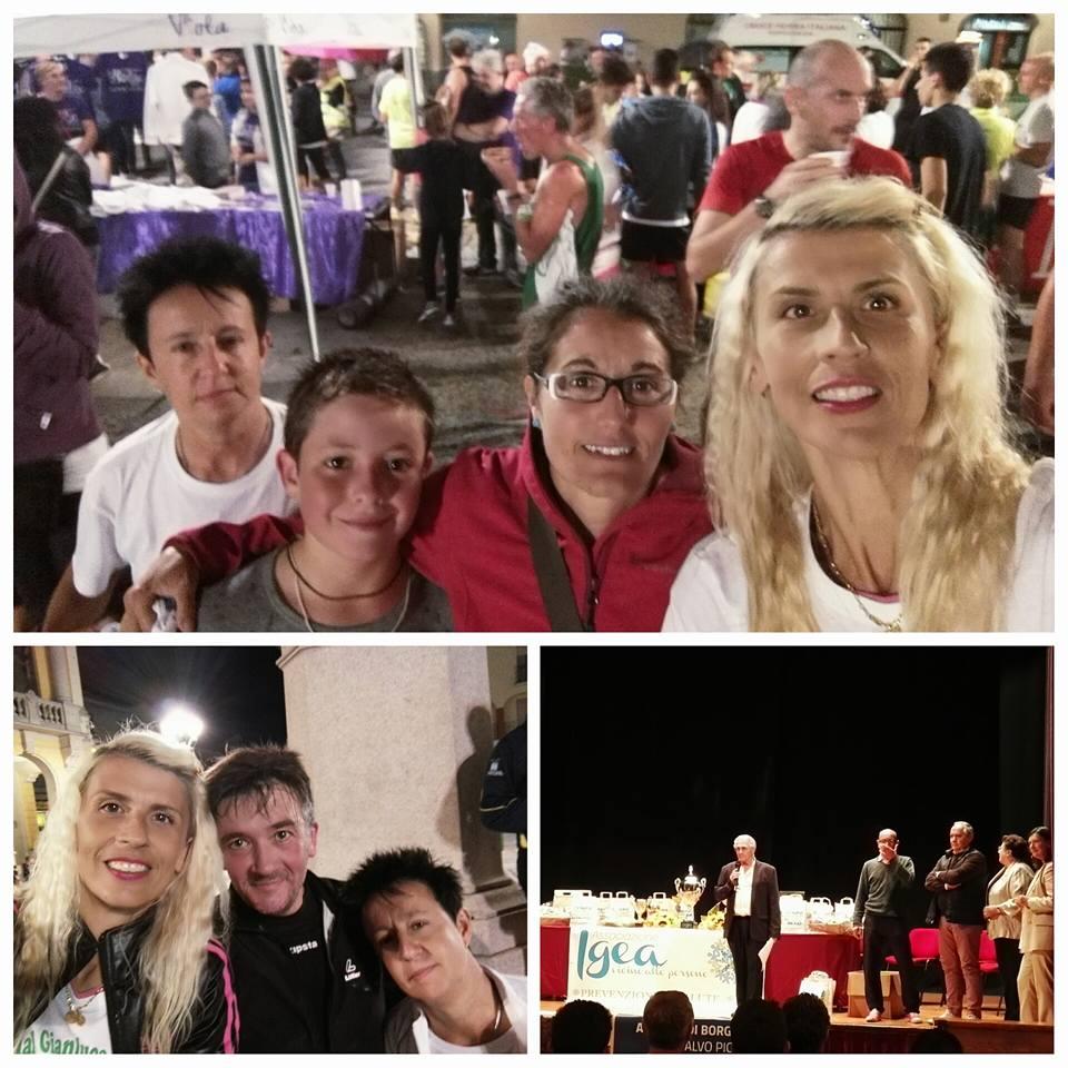 Varallo, IGEA, con i colleghi