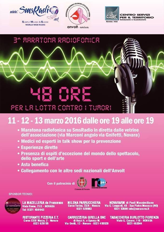 48 Anvolt Novara - Sms Radio