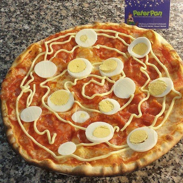 Pizza Rossante