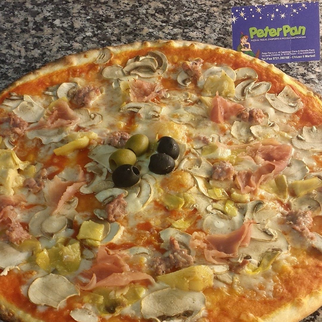 Pizza Capricciosa