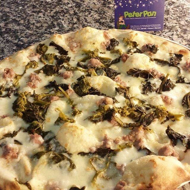 Pizza Friarielli