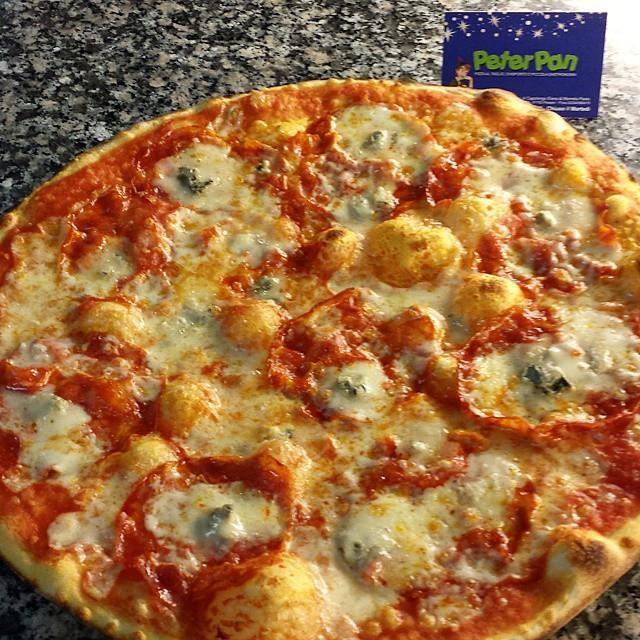 Pizza Capitan Uncino