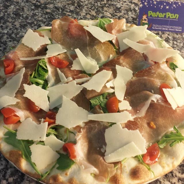 Pizza Peter Pan