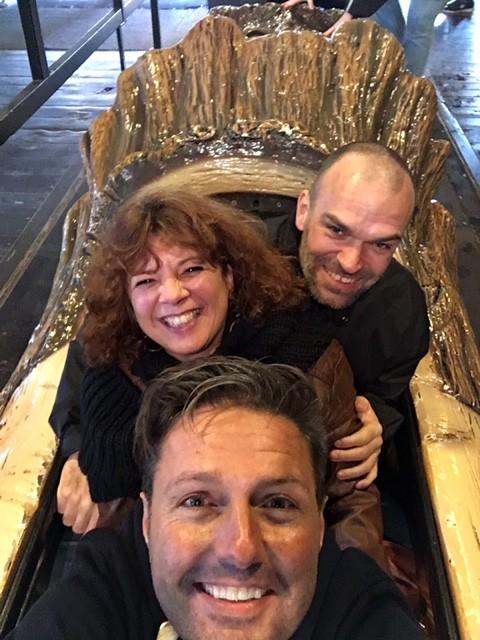 Seniorenboot bei der gefühlten 48igsten Fahrt......