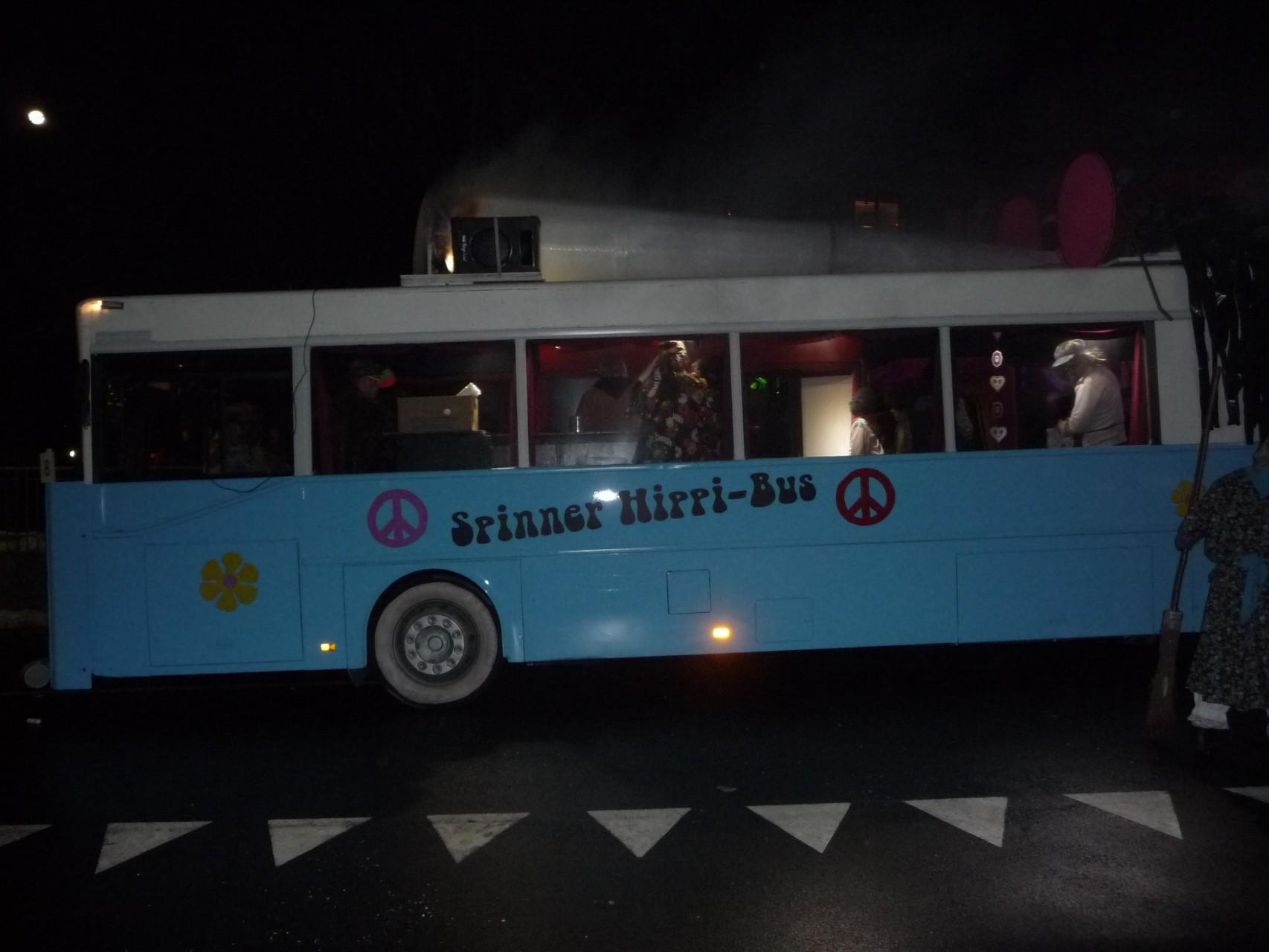 ehrlich - dieser Bus hat mit den Gnomen nichts zu tun .....