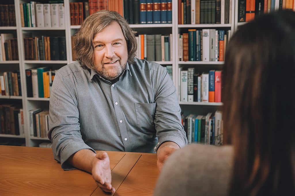 Hinter den Kulissen mit Dr. Markus Reimer